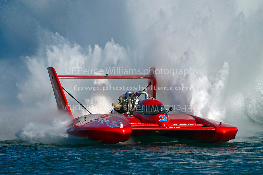 "Jimmy King, U-3 ""Miss HomeStreet Bank""  (Unlimited Hydroplane)"