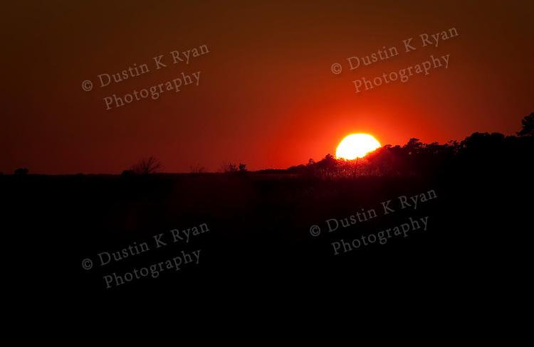 Southern Sunset Charleston South Carolina