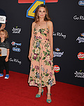"Rachael Leigh Cook 014 arrives at the premiere of Disney and Pixar's ""Toy Story 4"" on June 11, 2019 in Los Angeles, California."