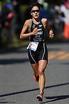 Yuko Takahashi, OCTOBER 13, 2013 - Triathlon : 19th Annual Triathlon National Championships Tokyo Port in Odaiba, Tokyo, Japan. (Photo by AFLO SPORT) [0006]