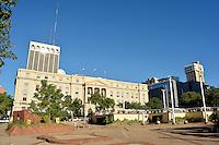 ASUNCION - PARAGUAY: Banco Nacional del Fomento Asunción Paraguay. National Development Bank Asuncion Paraguay,(Photo:  VizzorImage / Cont.).......