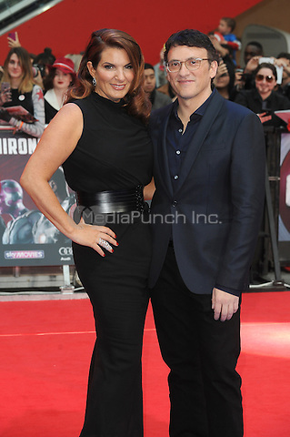 LONDON, ENGLAND - APRIL 26: Director Anthony Russo attends the European premiere of Captain America: Civil War at Westfield Shopping Centre on April 26, 2016 in London, England.<br /> CAP/BEL<br /> &copy;BEL/Capital Pictures /MediaPunch ***NORTH AMERICAN AND SOUTH AMERICAN SALES ONLY***