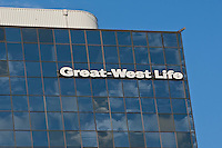 Great West life headquarters is seen in Winnipeg Sunday May 22, 2011. Owned by Great-West Lifeco, the Great-West Life Assurance Company (known more commonly as Great-West Life, and its official French name is La Great-West, compagnie d'assurance-vie) is a life insurance company.