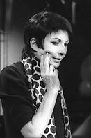 zizi JEANMAIRE<br /> 19/06/1969<br /> © ROSE  christian/DALLE