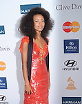 Esperanza Spalding attends the Annual Clive Davis & The Recording Company Pre-Grammy Gala held at The Beverly Hilton in Beverly Hills, California on February 11,2011                                                                               © 2012 DVS / Hollywood Press Agency