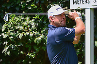 Lee Westwood (GBR) watches his tee shot on 2 during round 4 of the World Golf Championships, Mexico, Club De Golf Chapultepec, Mexico City, Mexico. 3/5/2017.<br /> Picture: Golffile | Ken Murray<br /> <br /> <br /> All photo usage must carry mandatory copyright credit (&copy; Golffile | Ken Murray)