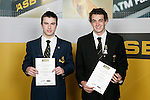 Waterpolo Boys Finalists. ASB College Sport Young Sportsperson of the Year Awards 2006, held at Eden Park on Thursday 16th of November 2006.<br />