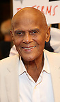Harry Belafonte attends the Broadway Opening Night Performance for 'Michael Moore on Broadway' at the Belasco Theatre on August 10, 2017 in New York City.