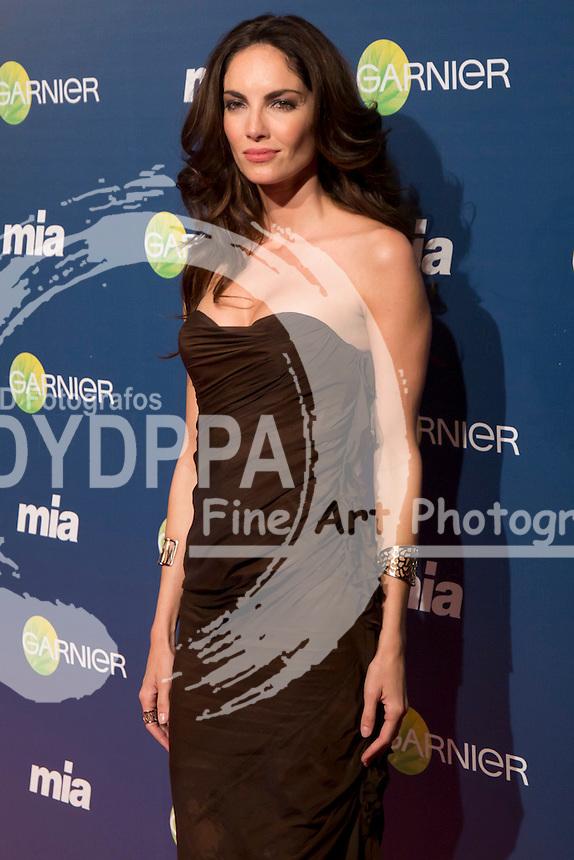 18/10/2011/CASA DE AMERICA. MADRID. SPAIN. PREMIOS CUIDA DE TI, CARE OF YOU AWARDS. EUGENIA SILVA