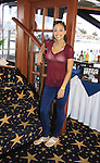 """General Hospital Lindsey Morgan """"Cristina Corinthos-Davis"""" at SoapFest's Celebrity Weekend - Cruisin' and Schmoozin' on the Marco Island Princess - mix and mingle and watching dolphins - autographs, photos, live auction raising money for kids on November 11, 2012 Marco Island, Florida. (Photo by Sue Coflin/Max Photos)"""