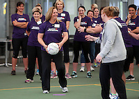 19.11.2013 Community Netball Development Forum in Auckland. Mandatory Photo Credit ©Michael Bradley.