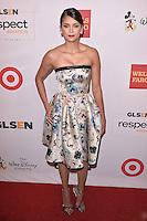 BEVERLY HILLS - OCTOBER 21:  Nina Dobrev at the 2016 GLSEN Respect Awards at Beverly Wilshire Four Seasons Hotel at The Grove on October 21, 2016 in Beverly Hills, California. Credit: mpi991/MediaPunch