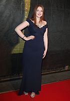 Caitlin Blackwood at The Gold Movie Awards at Regent Street Cinema, London on January 10th 2018<br /> CAP/ROS<br /> ©ROS/Capital Pictures