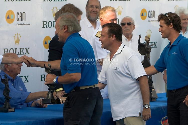 POWERPLATE.REAL CLUB MARíTIMO SOTOGRANDE.POWERPLATE.ESP-6966.COMET 41S.JAIME MONJO CARRIó .XI TROFEO DE S.M. LA REINA.REGATA HOMENAJE A LA ARMADA ESPAÑOLA.XXII COPA ALMIRANTE MARCIAL SÁNCHEZ-BARCÁIZTEGUI.COPA ROLEX.Real Club Náutico de Valencia, 2 al 5 de Julio de 2009