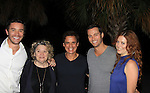 "Christian LeBlanc, Eric Martsolf and Melissa Archer at Southwest Florida SoapFest's Celebrity Weekend as GL Tom Pelprey doing A Night at the Theatre performing ""My Italy Story"" benefitting the Apothecary Theatre Company at the Rose History Coflin/Max Photos)"