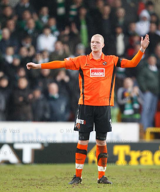 Garry Kenneth, Dundee Utd
