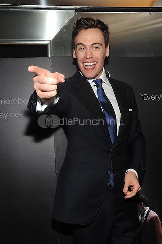 New York, NY- June 9:  Erich Bergen attends the 'Jersey Boys' Special Screening at the Paris Theater on June 9, 2014 in New York City. Credit: John Palmer/MediaPunch