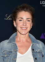 LOS ANGELES, CA - APRIL 09: Peri Gilpin attends the Los Angeles Premiere of Be Natural - The Untold Story of Alice Guy- Blaché at the Harmony Gold Theatre on April 9, 2019 in Los Angeles, California.<br /> CAP/ROT/TM<br /> ©TM/ROT/Capital Pictures