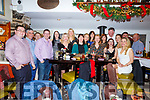 Causeway Comprehensive School Staff enjoying their Christmas party in the Brogue Inn on Saturday night.