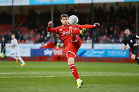 Josh Doherty of Crawley Town during Crawley Town vs Bradford City, Sky Bet EFL League 2 Football at Broadfield Stadium on 11th January 2020