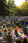 Summer Concert Series in Laurelhurst Park