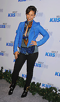 LOS ANGELES, CA - DECEMBER 03: Alicia Keys attends the KIIS FM's Jingle Ball 2012 held at Nokia Theatre LA Live on December 3, 2012 in Los Angeles, California.PAP1212JP341