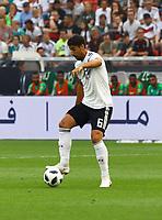 Sami Khedira (Deutschland Germany) - 08.06.2018: Deutschland vs. Saudi-Arabien, Freundschaftsspiel, BayArena Leverkusen