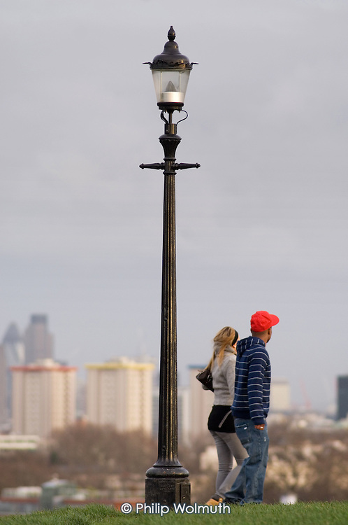 Primrose Hill, Camden, London.
