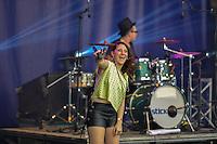 PIRACICABA,SP 24.05.2015 - VIRADA-PAULISTA - A Banda Melody durante Virada Cultural Paulista na cidade de Piracicaba no interior de São Paulo (Foto: Mauricio Bento / Brazil Photo Press )
