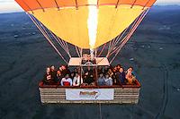 20140625 June 25 Hot Air Balloon Gold Coast