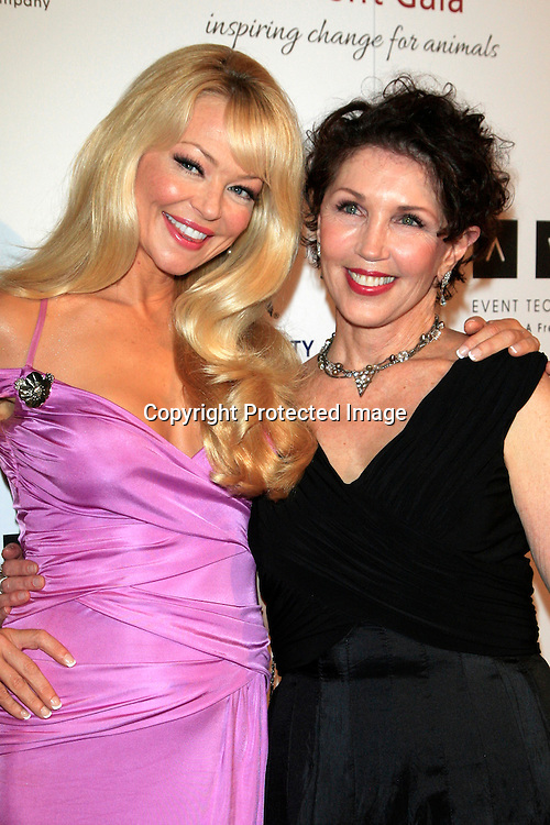 BEVERLY HILLS - MAR 7: Charlotte Ross, Beverly Kaskey at  the 2013 Genesis Awards Benefit Gala at The Beverly Hilton Hotel on March 23, 2013 in Beverly Hills, California