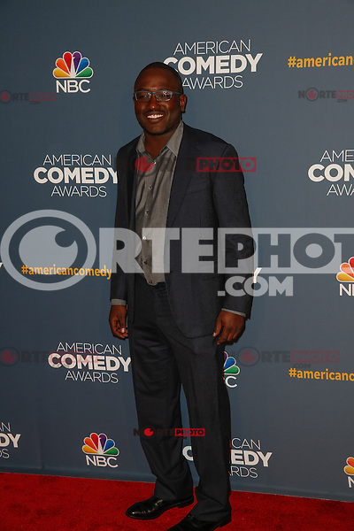 New York, New York - April 26 : Hannibal Burres attends the American Comedy<br /> Awards held at the Hammerstein Ballroom in New York, New York<br /> on April 26, 2014.<br /> Photo by Brent N. Clarke / Starlitepics /NortePhoto