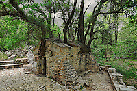 Saint Theodora Chapel in Arcadia, Peloponnese, Greece.