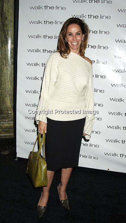 """Melissa Rivers..at The New York Premiere of """"Walk The Line"""" on November 13, 2005 at The Beacon Theatre. ..Photo by Robin Platzer, Twin Images"""