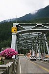 City of Skykomish, Highway 2, Washington state