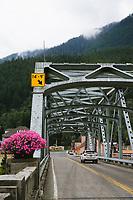 City of Skykomish, Highway 2, Washington state