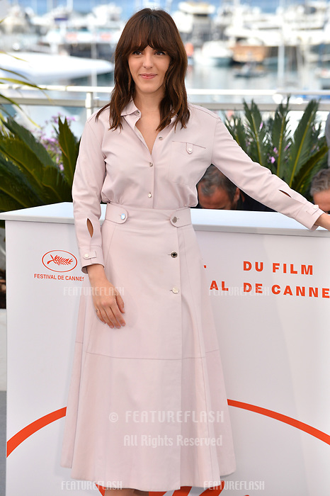 "CANNES, FRANCE. May 15, 2019: Monia Chokri  at the photocall for ""A Brother's Love"" at the 72nd Festival de Cannes.<br /> Picture: Paul Smith / Featureflash"