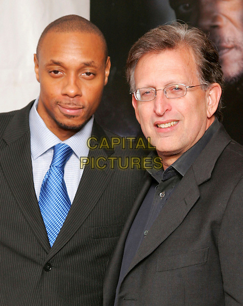 "DORIAN MISSICK & JOE ROTH (DIRECTOR).NY Premiere of ""Freedomland"" at Lowes Lincoln Square Theatre, New York, NY, USA..February 13th, 2006.Photo: Jackson Lee/Admedia/Capital Pictures.Ref: JL/ADM.headshot portrait glasses.www.capitalpictures.com.sales@capitalpictures.com.© Capital Pictures."