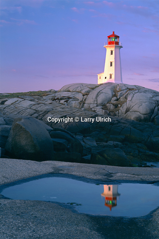 Granite headland<br />