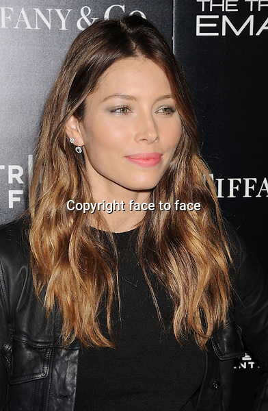 HOLLYWOOD, CA- DECEMBER 04: Actress Jessica Biel arrives at the 'The Truth About Emanuel' - Los Angeles Premiere - Arrivals at ArcLight Hollywood on December 4, 2013 in Hollywood, California.<br /> Credit: Mayer/face to face<br /> - No Rights for USA, Canada and France -