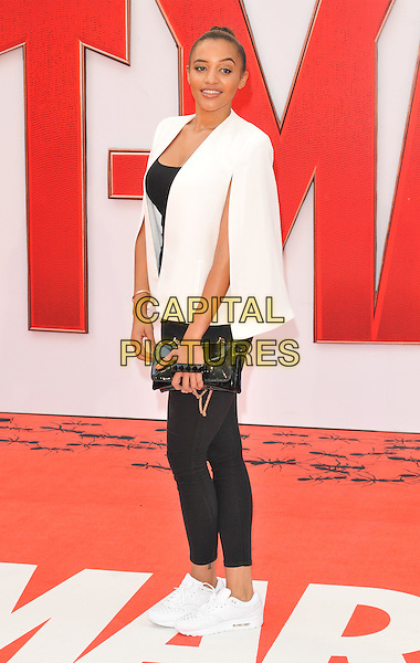LONDON, ENGLAND - JULY 08: Amal Fashanu attends the &quot;Ant-Man&quot; European film premiere, Odeon Leicester Square cinema, Leicester Square, on Wednesday July 08, 2015 in London, England, UK. <br /> CAP/CAN<br /> &copy;Can Nguyen/Capital Pictures