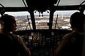 The Tidal Basin and Washington Monument are visible from the cockpit of Marine One during United States President Barack Obama's flight from Joint Base Andrews, Maryland, to the White House in Washington, D.C., December 20, 2011. .Mandatory Credit: Pete Souza - White House via CNP