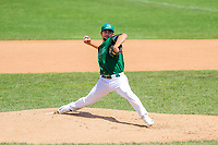 Beloit Snappers pitcher Brandon Bailey (19) during a Midwest League game against the Quad Cities River Bandits on June 18, 2017 at Pohlman Field in Beloit, Wisconsin.  Quad Cities defeated Beloit 5-3. (Brad Krause/Krause Sports Photography)