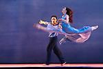 SIGNES<br /> <br /> Chor&eacute;graphie : CARLSON Carolyn<br /> Compositeur : AUBRY Rene<br /> Compagnie : Ballet de l'Opera national de Paris<br /> Decor : DEBRE Olivier<br /> Lumiere : BESOMBES Patrice<br /> Costumes : DEBRE Olivier<br /> Avec :.GILLOT Marie Agnes.BELARBI Kader<br /> Lieu : Opera Bastille<br /> Ville : Paris<br /> Le : 27 06 2008<br /> &copy; Laurent Paillier / photosdedanse.com<br /> All Rights reserved