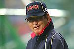 Koji Yamamoto (JPN), .February 26, 2013 - WBC : .2013 World Baseball Classic, Exhibithion Game .match between Japan 0-1 Hanshin Tigers  .at Kyocera Dome, Osaka, Japan..(Photo by AJPS/AFLO SPORT)