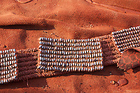 Himba Decoration, Namibia
