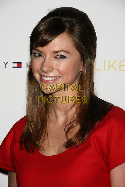 """Carrie MacLemore .The New York Premiere of """"Like Crazy"""" at the Landmark Sunshine Cinema, New York, NY, USA..October 18th, 2011.headshot portrait red .CAP/LNC/TOM.©TOM/LNC/Capital Pictures."""