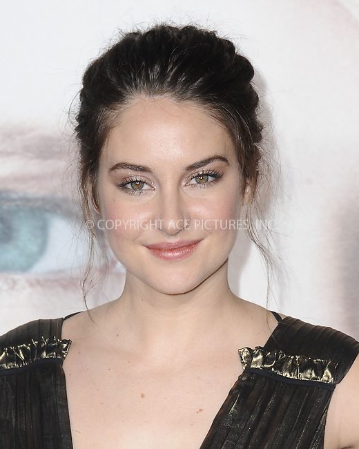 www.acepixs.com<br /> <br /> February 7 2017, LA<br /> <br /> Shailene Woodley arriving at the premiere Of HBO's 'Big Little Lies' at the TCL Chinese Theatre on February 7, 2017 in Hollywood, California.<br /> <br /> By Line: Peter West/ACE Pictures<br /> <br /> <br /> ACE Pictures Inc<br /> Tel: 6467670430<br /> Email: info@acepixs.com<br /> www.acepixs.com