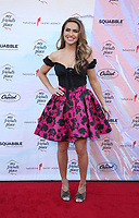 LOS ANGELES, CA - APRIL 6: Chrishell Hartley, at the Ending Youth Homelessness: A Benefit For My Friend's Place at The Hollywood Palladium in Los Angeles, California on April 6, 2019.   <br /> CAP/MPI/SAD<br /> &copy;SAD/MPI/Capital Pictures