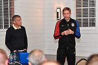 Advance, NC - October 28, 2018: U.S. Soccer Development Academy - East Regional Showcase Meeting on Saturday, October 28th, 2018, at WinMock at Kinderton in Bermuda Run NC.